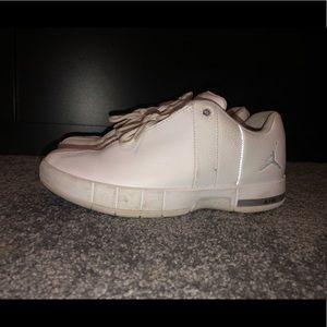 Jordan Shoes - White Jordan's